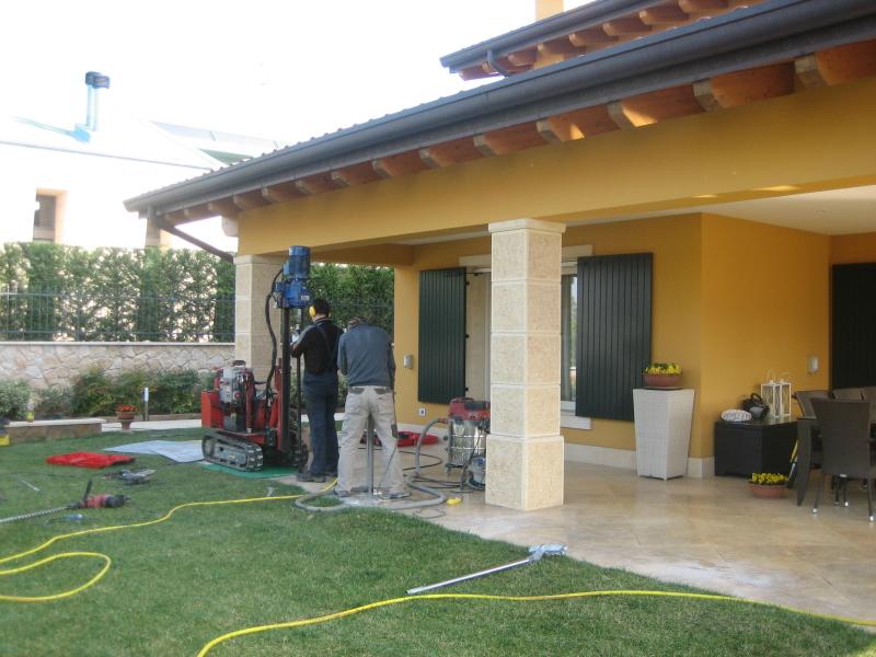 Il riforzo delle fondamenta con le soluzioni di novatek - Fondamenta casa ...